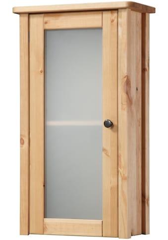 WELLTIME Hängeschrank »Sylt«, Landhaus, Breite 40 cm, aus Massivholz kaufen