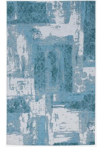 Teppich, »Diana Nora«, OCI DIE TEPPICHMARKE, rechteckig, Höhe 5 mm, maschinell gewebt kaufen