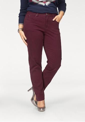 Arizona Gerade Jeans »Comfort-Fit«, High Waist kaufen