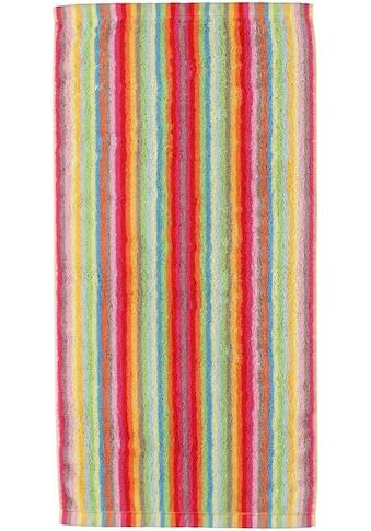 Cawö Badetuch »Lifestyle Streifen«, (1 St.), mit farbenfrohen Streifen kaufen