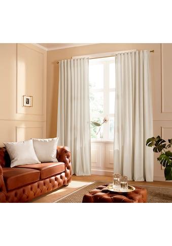 Guido Maria Kretschmer Home&Living Vorhang »SAMT« kaufen