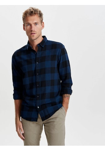 ONLY & SONS Karohemd »GUDMUND LS CHECKED SHIRT« kaufen