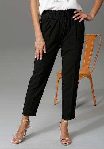 Aniston CASUAL Schlupfhose, in trendiger 7/8-Länge kaufen