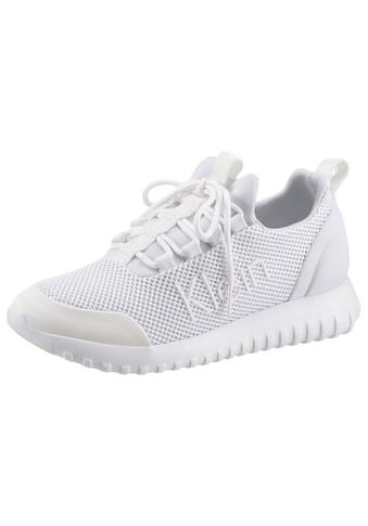 Calvin Klein Slip-On Sneaker, mit aufgesetzter Zierschnürung kaufen