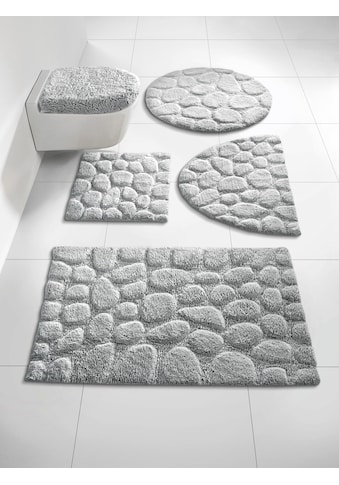 Badteppich mit Hoch - Tief - Effekt kaufen