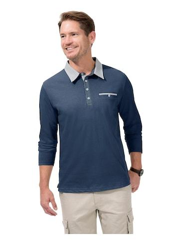 Marco Donati Langarm - Shirt mit Seitenschlitzen kaufen