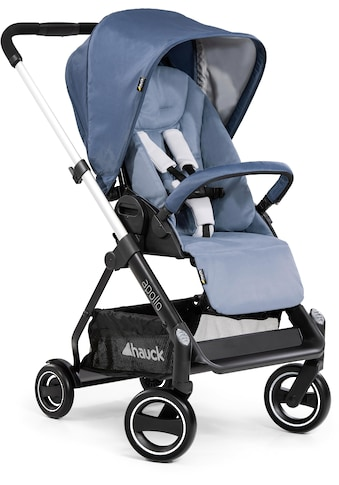 Hauck Sportbuggy »Apollo, denim«, inkl. Beindecke kaufen