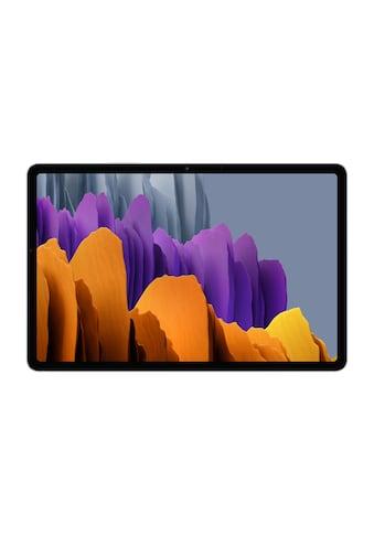 Samsung Tablet »Galaxy Tab S7 SM-T870 128GB EU Silberfarben« kaufen