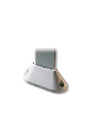 Pfostenfuss »Terzo eBoxx Silberfarben« kaufen