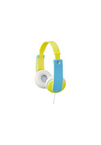 On - Ear - Kopfhörer, JVC, »HA - KD - 7 - Y Blau Gelb« kaufen