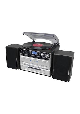 Soundmaster Stereoanlage »MCD5550 SW Schwarz« kaufen