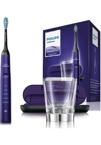 Philips Sonicare Schallzahnbürste HX9379/89 Diamond Clean Neue Generation, Aufsteckbürsten: 1 Stk. kaufen