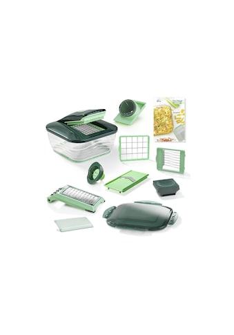 Gemüseschneider, Genius, »Chef Set, Grün« (15tlg.) kaufen