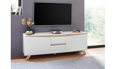 Homexperts TV-Board »Vicky«, Breite 160 cm, in matt weiss kaufen
