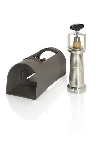Fruchtpressenvorsatz braun/Aludruckguss für MUM4, MUM 5 , Bosch, »MUZ45FV1« kaufen
