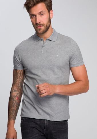 Calvin Klein Poloshirt »LOGO REFINED PIQUE SLIM« kaufen