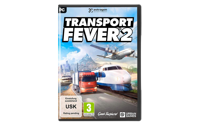 Image of Astragon Spiel »Transport Fever 2«, PC