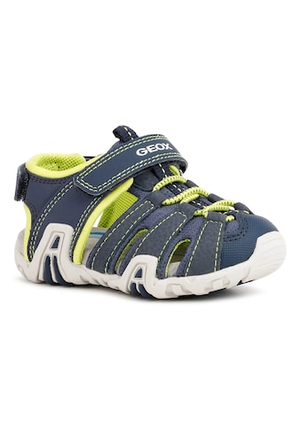 Geox Kids Sandale »Kraze A«, mit zusätzlichen Klettverschlüssen kaufen