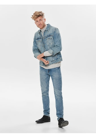 ONLY & SONS Jeansjacke »COIN TRUCKER« kaufen