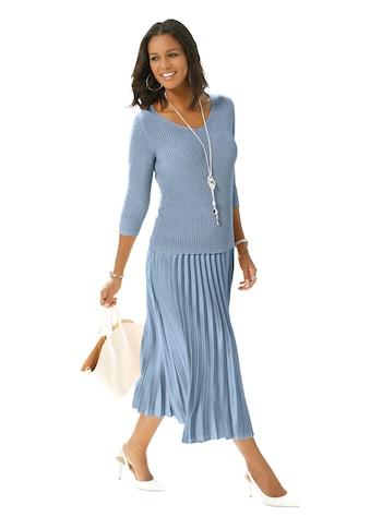 Alessa W. V-Ausschnitt-Pullover »Pullover« kaufen
