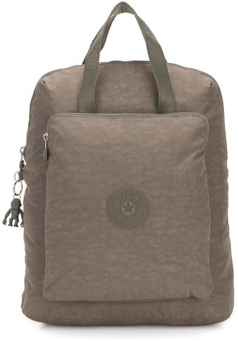 KIPLING Laptoprucksack »Kazuki, Seagrass« kaufen