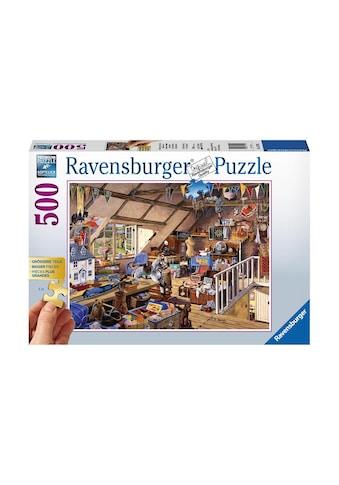 Ravensburger Puzzle »Grossmutters Dachboden« kaufen