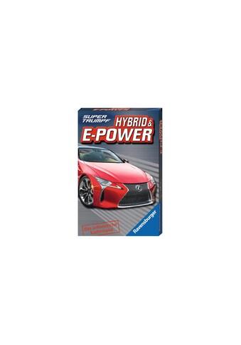 Ravensburger Spiel »Hybrid & E-Power« kaufen