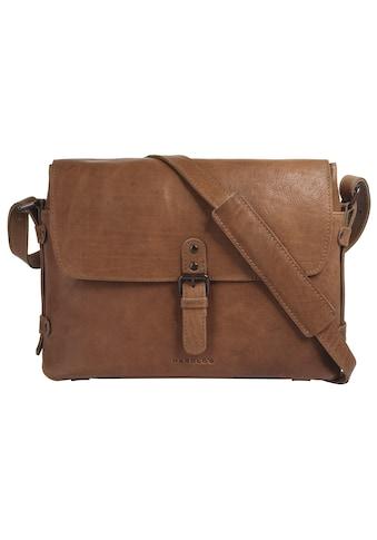 Harold's Messenger Bag, vegetabil gegerbt kaufen