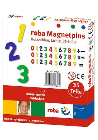 Roba® Magnet »Magnetzahlen« (35 - tlg.) kaufen