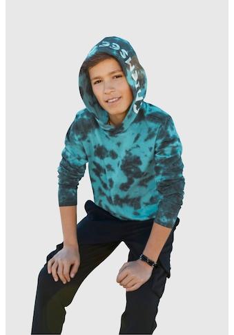 Chiemsee Kapuzenshirt »in toller Batikoptik« kaufen