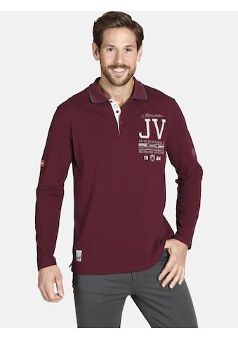 Jan Vanderstorm Langarm - Poloshirt »VEDEL« kaufen