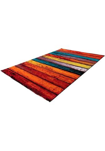 Teppich, »Espo 312«, LALEE, rechteckig, Höhe 15 mm, maschinell gewebt kaufen