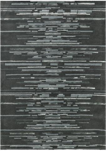 Arte Espina Teppich »Satin 8059«, rechteckig, 4 mm Höhe, Wohnzimmer kaufen