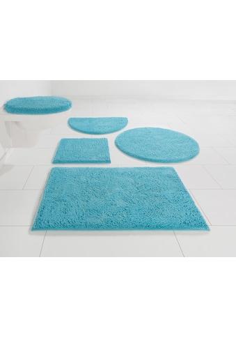 Badematte »Maren«, Home affaire, Höhe 15 mm, rutschhemmend beschichtet, fussbodenheizungsgeeignet kaufen