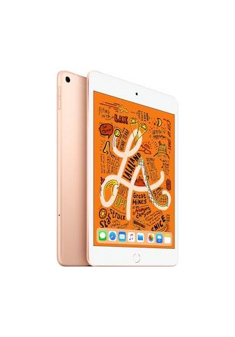 "Apple Tablet »iPad mini (2019), 7,9"", Wifi + Cellular, 8 GB RAM, 256 GB... kaufen"
