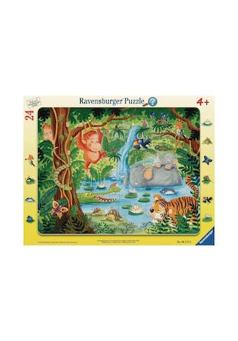 Ravensburger Puzzle »Dschungelbewohner« kaufen