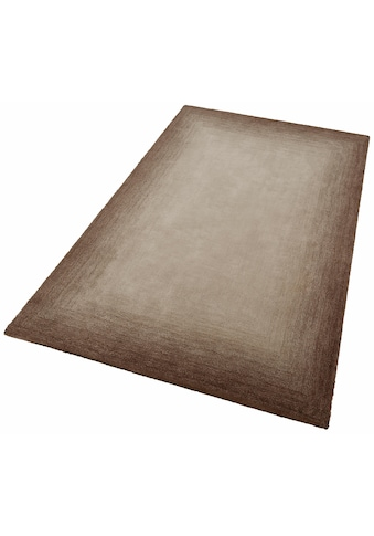 Teppich, »Hula«, THEKO, rechteckig, Höhe 18 mm, handgetuftet kaufen