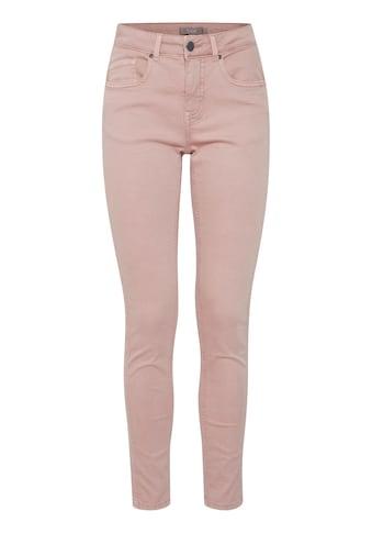 fransa Röhrenjeans »Fransa Damen Jeans slim fit«, Damen Jeans slim fit kaufen