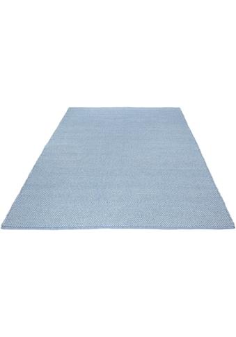 Teppich, »Liv«, WOHNIDEE - Kollektion, rechteckig, Höhe 12 mm, handgewebt kaufen
