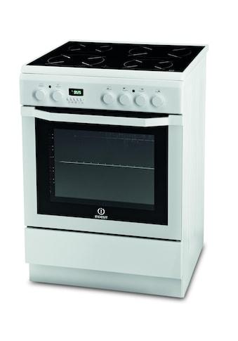 Standherd, Indesit, »I6VMC6A W GR« kaufen