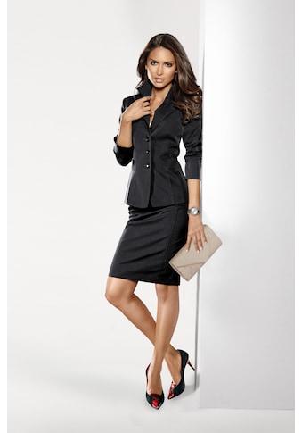ASHLEY BROOKE by Heine Business-Kostüm, in femininer Form kaufen