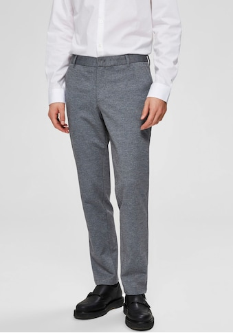 SELECTED HOMME Anzughose »SLIM-JERSEY FLEX PANTS« kaufen