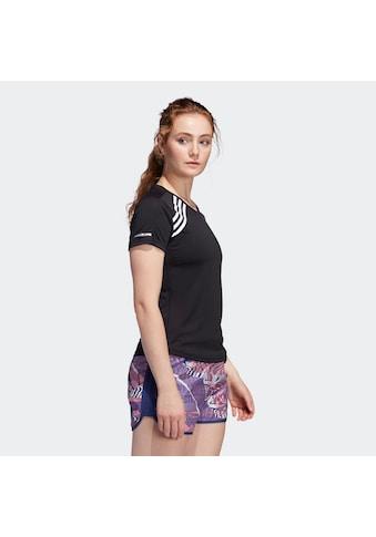 adidas Performance Laufshirt »RUN IT TEE 3 STRIPES« kaufen