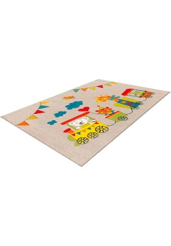 Arte Espina Kinderteppich »Move 4481«, rechteckig, 13 mm Höhe kaufen