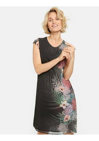 GERRY WEBER Kleid Gewebe »Kleid mit Käppchenarm« kaufen