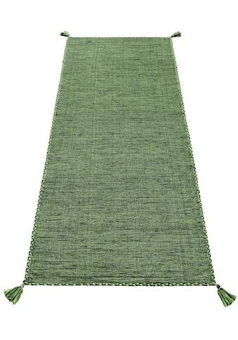 Läufer, »Micol«, Theko Exklusiv, rechteckig, Höhe 3 mm, handgewebt kaufen