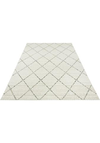 bougari Teppich »Balos«, rechteckig, 8 mm Höhe, Für In- und Outdoor geeignet, Wohnzimmer kaufen