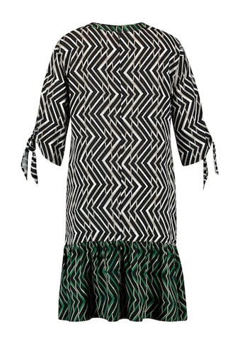 Samoon Midikleid »Kleid mit Saumvolant« kaufen