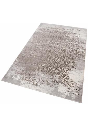 Teppich, »Gayla«, merinos, rechteckig, Höhe 12 mm kaufen