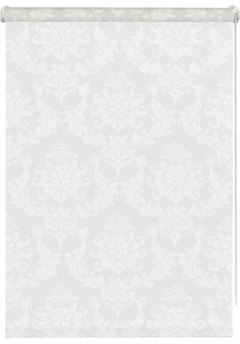 GARDINIA Seitenzugrollo »Ornament«, Lichtschutz, ohne Bohren, freihängend, im Fixmass kaufen